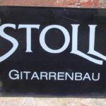 1991 - 2001 Firmenschild: 10 Jahre ziert dieses Schild den Eingang der Aarstr. 268 in Taunusstein-Wehen...
