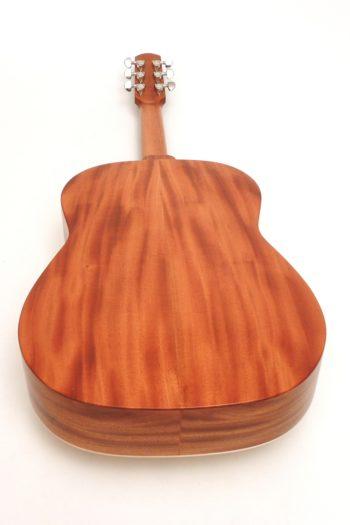 12 bund western stahlsaiten gitarre boden mahagoni 63 mensur butternought stoll gitarrenbau