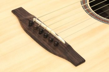 12 bund western stahlsaiten gitarre steg 63 mensur butternought stoll gitarrenbau