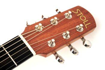 12 bund western stahlsaiten gitarre kopf mahagoni 63 mensur butternought stoll gitarrenbau