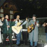 1993 Die Wiener Tschuschen mit dem legendären Stoll Akustikbass