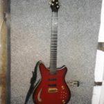 Gitarrenbau Christian Stoll 1995: Sonderanfertigung Thinline
