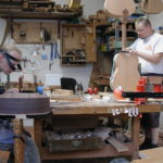 Gitarrenbau Christian Stoll: 2008 Firma Esch Holzwerkstatt