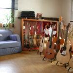 Gitarrenbau Christian Stoll: 2008: Ausstellungsraum Stoll Guitars