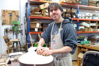 Gitarrenbau Christian Stoll Bastian Ortner