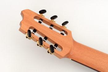 Classicbass Akustik Bass 6-Saiter Fächerbünden Armauflage