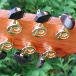 Gitarrenbauer Christian Stoll verbaut Da Vinci Mechaniken von Schaller