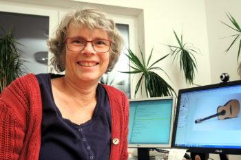 Doris Breckner Stoll Gitarrenbau