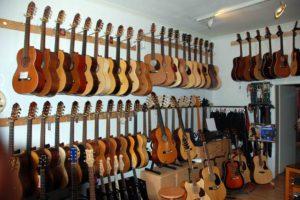 Ausstellungsraum in-tune-musik