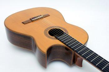 hanika gebraucht oberklasse konzertgitarre cutaway
