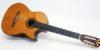 Schnäppchen: HANIKA  Oberklasse Konzertgitarre mit Cutaway – gebraucht