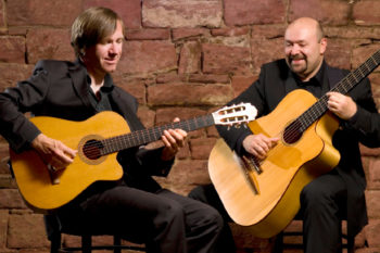 Duo just friends alexander holz oliver kraus stoll gitarrenbau