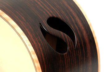 classic crossover groß cutaway zargenschalloch stoll gitarrenbauer