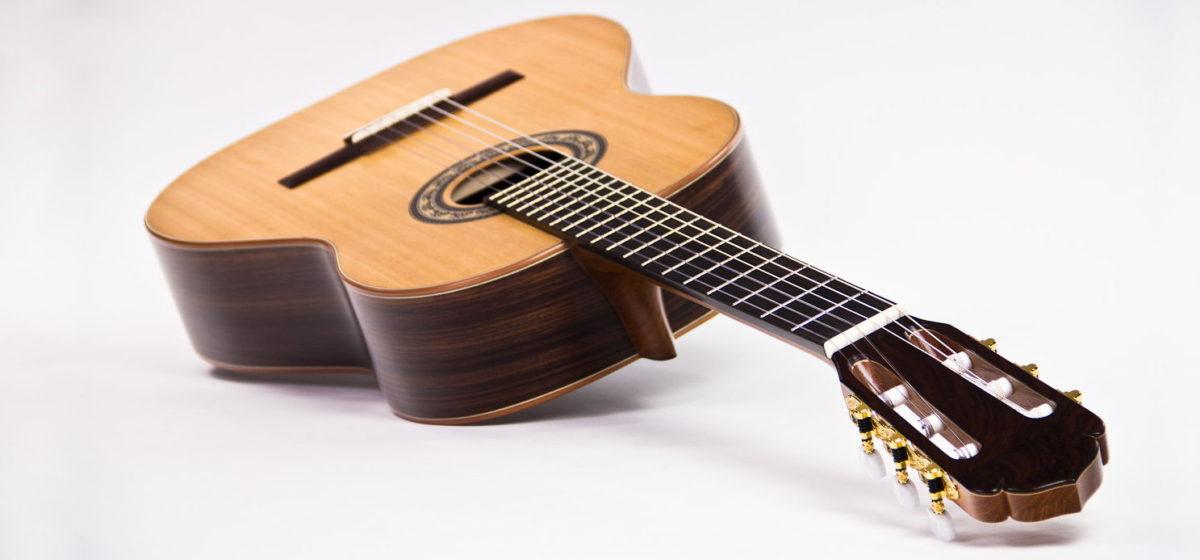 Gitarrenbau Christian Stoll: Konzertgitarre Classic Line I