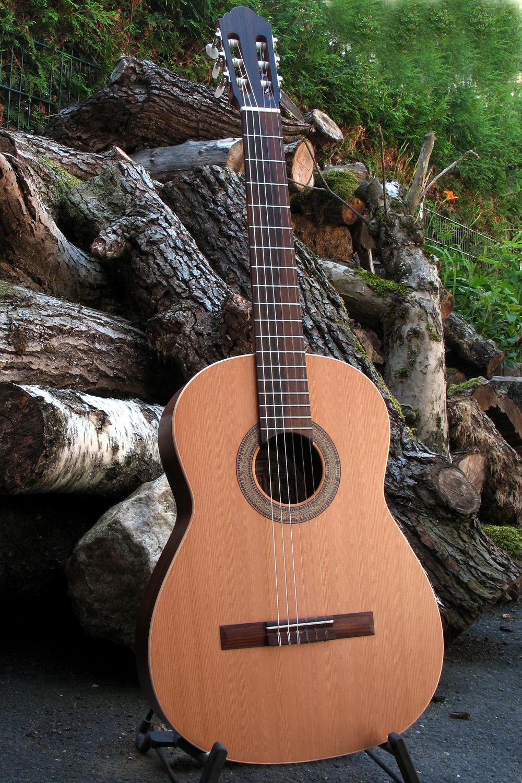 Klassische Gitarre gebraucht Hopf