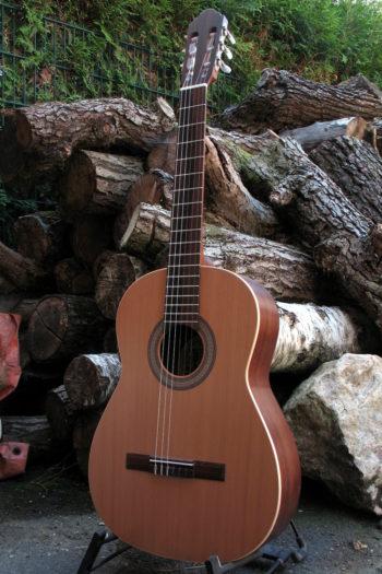 Klassische Gitarre Hopf 1981