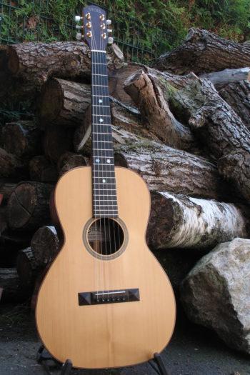 parlor folk stahlsaiten gitarre