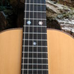 snowflake inlays