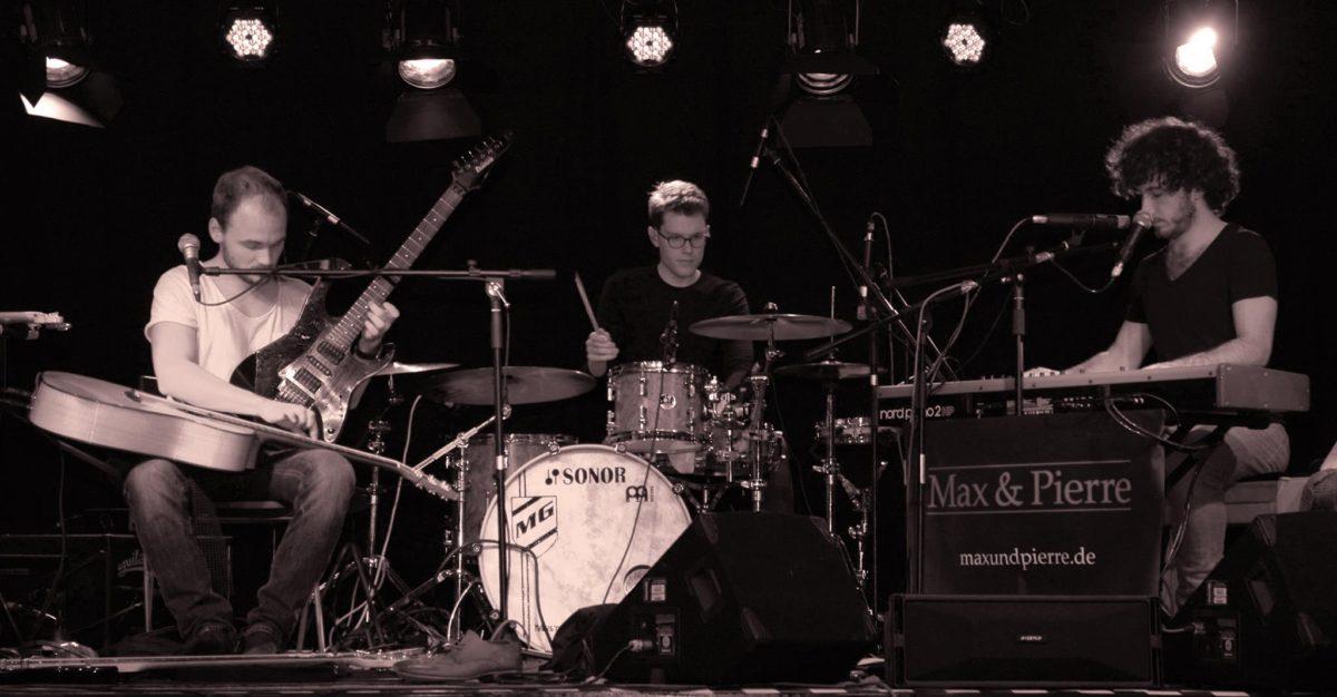 Max & Pierre CD Release Konzert