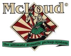 McLoud Tonabnehmer für Gitarren