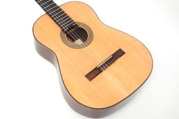 gebrauchte Meistergitarre Solistengitarre classic line pro gitarrenbauer christian stoll