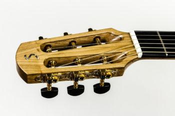 12-Bund-Stahlsaiten-Gitarre Ambition Fingerstyle Wildkirsche