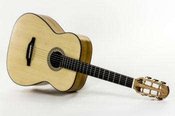 Ambition Fingerstyle 12-fret Gitarre Wildkirsche