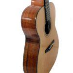 Gitarrenbau Christian Stoll: Stahlsaiten-Gitarre S-Custom - Koa - Zarge