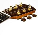 Gitarrenbau Christian Stoll: Steelstring-Gitarre Ambition - Kopf