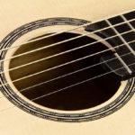 Gitarrenbau Christian Stoll: Westerngitarre Ambition Parlour - rosette