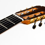 Gitarrenbau Christian Stoll: Klassische Gitarre Meistergitarre für Solisten Classic Custom - Kopf