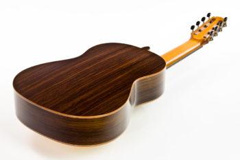 Gitarrenbau Christian Stoll: 8-saitige Konzertgitarre Classic Line I 8-string - Boden