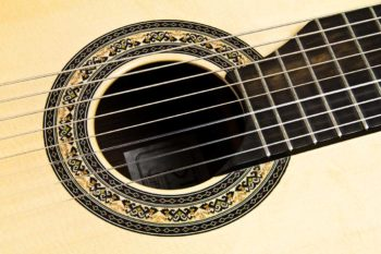 Gitarrenbau Christian Stoll: 8-saitige Klassische Gitarre Classic Line I 8-string - Rosette