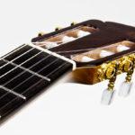 Gitarrenbau Christian Stoll: Klassische Gitarre Classic Line I - Kopf