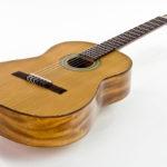 Gitarrenbau Christian Stoll: Klassikgitarre für Schüler und Einsteiger Primera - von oben