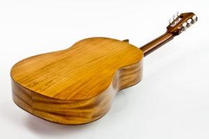 Gitarrenbau Christian Stoll: Klassikgitarre für Schüler und Einsteiger Primera - Boden