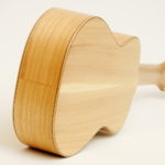 Tenor Ukulele Robinie Fichte nichttropische lokale einheimische Hölzer Holz