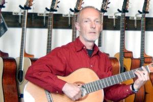 Stoll Gitarren Händler Haid Gitarrensalon Wien