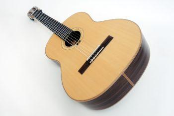 Konzertgitarre Meistergitarre Bariton Mensur 665