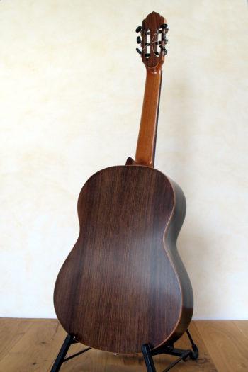 Bariton Konzertgitarre Klassische Bariton-Gitarre Mensur 66 cm Schertler Mechaniken