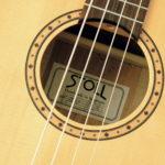 Classic Akustik Bass 75 Mensur Gitarrenbauer Stoll