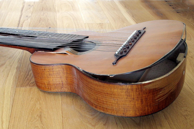 Doppelhals Gitarren Stoll Gitarrenbau