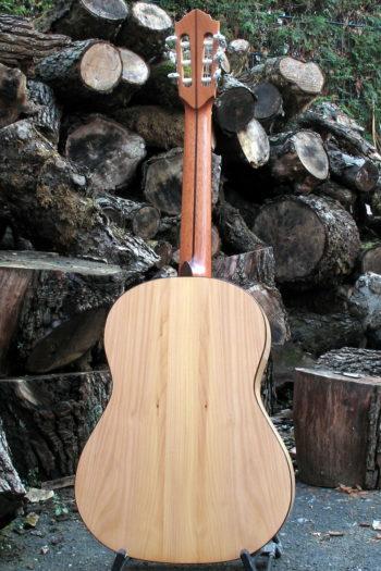 Flamenco Gitarre Primera - Boden