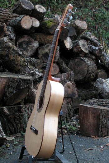 Flamenco Gitarre Primera - Zarge