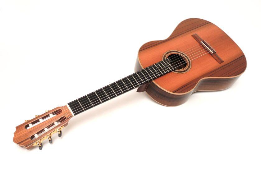 gebraucht konzert klassikgitarre student gitarrenbauer Christian Stoll