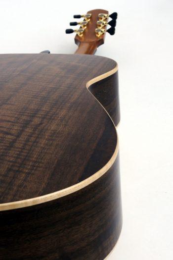 fingerstyle gitarre 13. bund