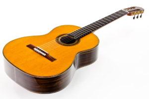 Gitarrenbau Christian Stoll: Solistengitarre Classic Custom - Decke aus AAA Zeder