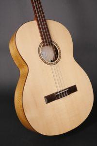 Classic Bass Mensur 75 Gitarrenbauer christian stoll korpus