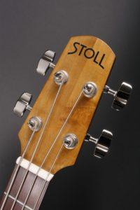 Classic Bass kopf Mensur 75 Gitarrenbauer christian stoll