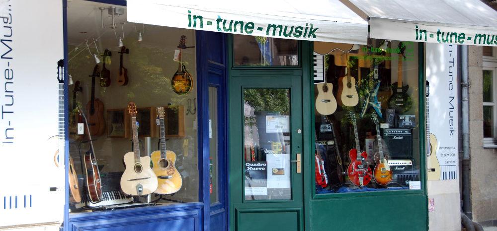 Stoll Gitarren Händler In-Tune-Musik